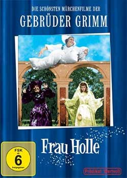 DVD- Cover Frau Holle 1954 - Amazon