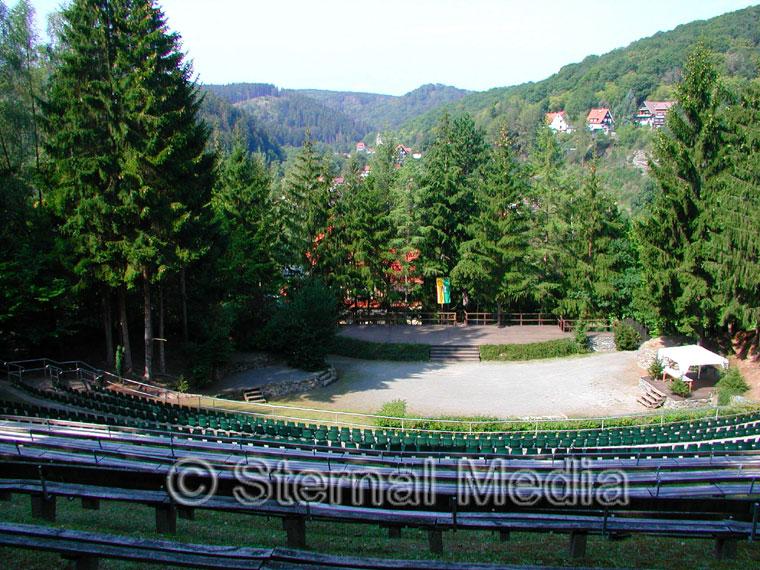Waldbühne in Altenbrak