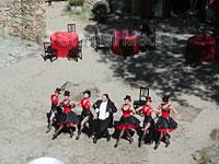 Harzer Bergtheater auf dem Hexentanzplatz in Thale