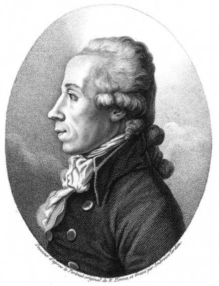 Chemiker Martin Heinrich Klaproth